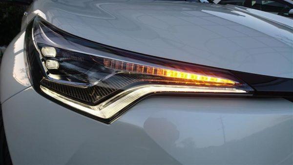 C-HR LEDエディション ランプ