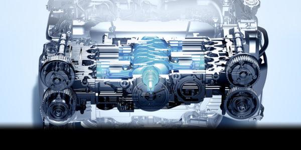 フォレスターボクサーエンジン