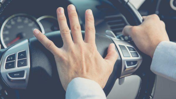 女性に嫌われる運転 イライラ運転