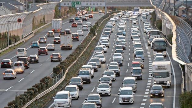 渋滞の原因とメカニズム