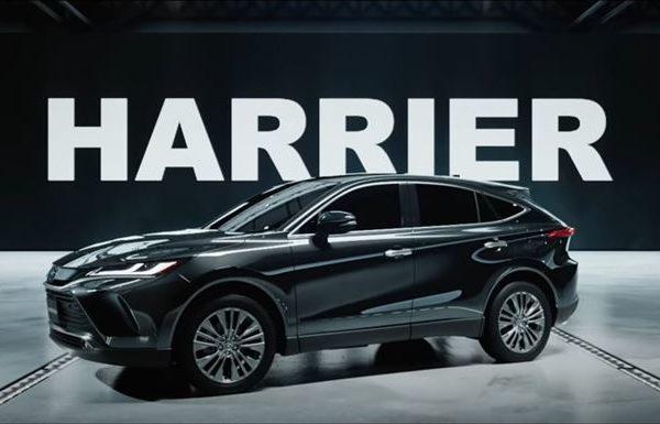 新型ハリアー【7人乗り】の設定なし!4WDの燃費は14.4km/L