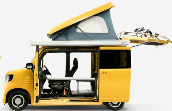 おすすめ軽キャンパー5選!国産軽キャンピングカーの機能やデザイン